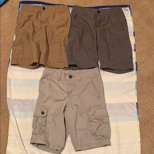 Boys Urban Pipeline cargo shorts